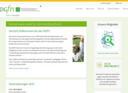 Deutsche Gesellschaft für Prävention und Intervention bei Kindesmisshandlung und -vernachlässigung e